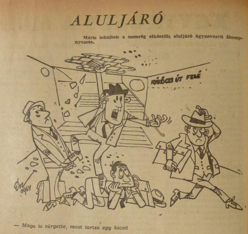 fovarosi.blog.hu: Aluljaro-Astoria-19640521-EstiHirlap - indafoto.hu