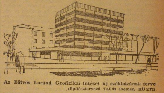fovarosi.blog.hu: GeofizikaiIntezet-19660304-MagyarNemzet-02 - indafoto.hu