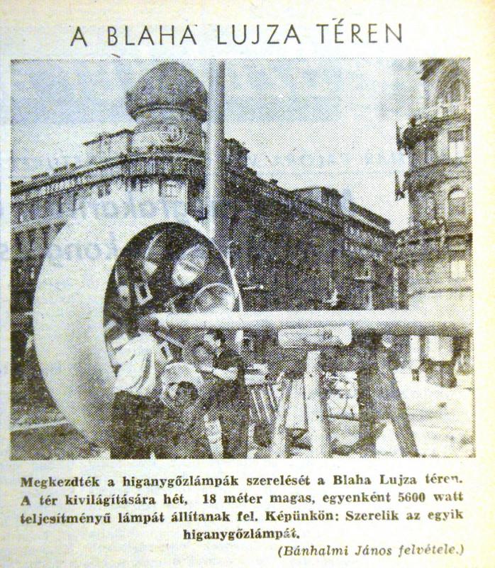 fovarosi.blog.hu: BlahaLujzaTer-19661006-Nepszabadsag - indafoto.hu