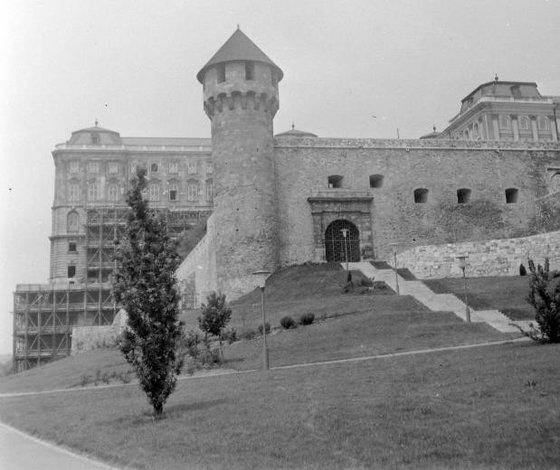 fovarosi.blog.hu: BudaiVar-1960asEvek-Fortepan.hu-10917 - indafoto.hu