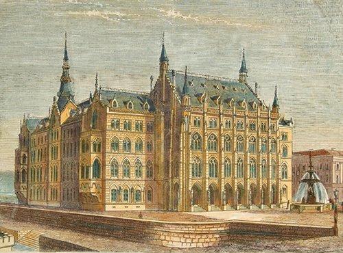 fovarosi.blog.hu: MTA-1861-HeinrichFerstelPalyazatiTerve - indafoto.hu