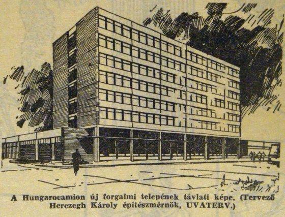 fovarosi.blog.hu: Hungarocamion-19670917-Nepszabadsag-02 - indafoto.hu