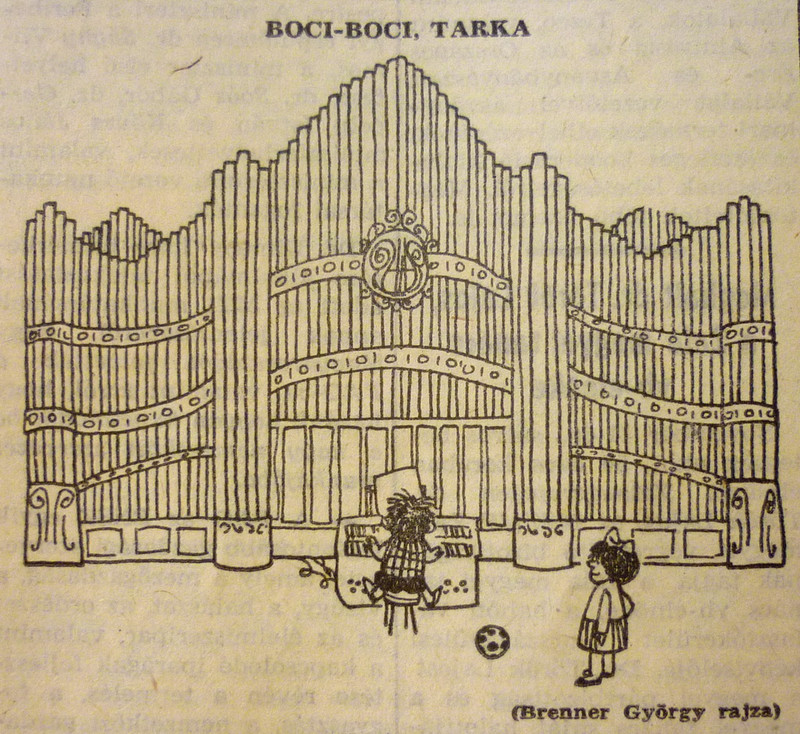 fovarosi.blog.hu: BociBociTarka-196711-Karikatura-MagyarNemzet - indafoto.hu