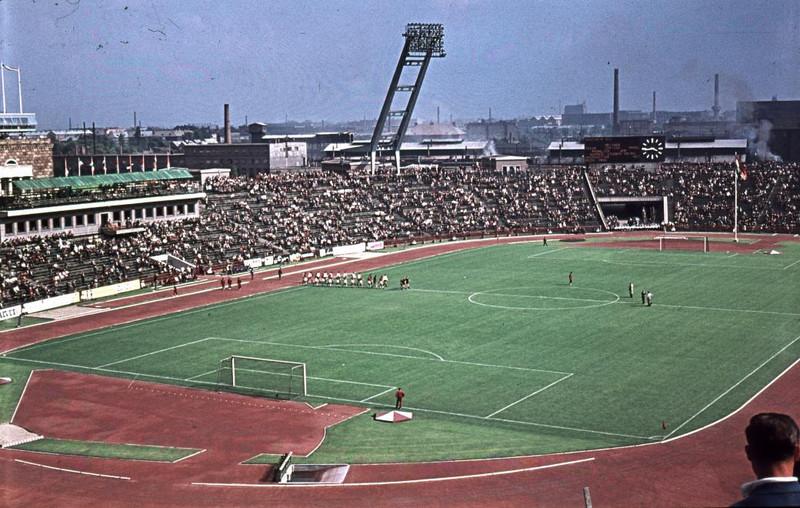 fovarosi.blog.hu: Nepstadion-1960Korul-fortepan.hu-114905 - indafoto.hu