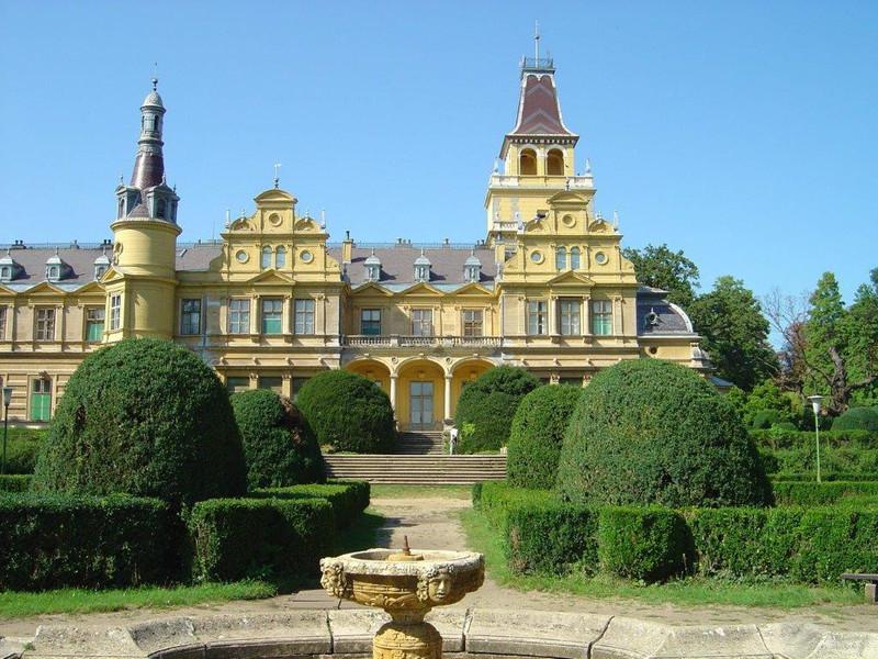 Ókígyós Wenckheim kastély