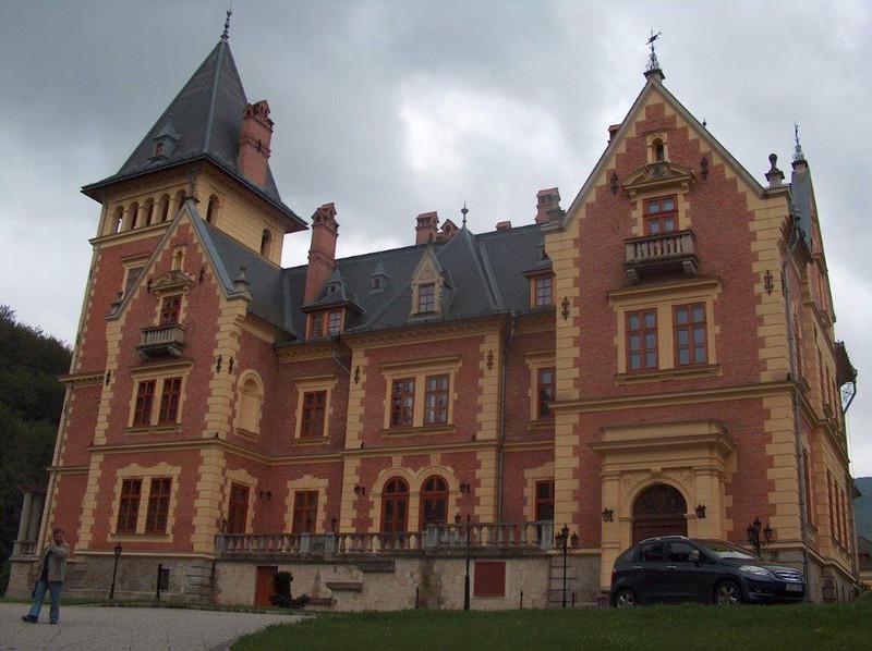 Parádsasvár Károlyi kastély