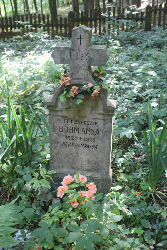 Körtvélyespuszta temetője