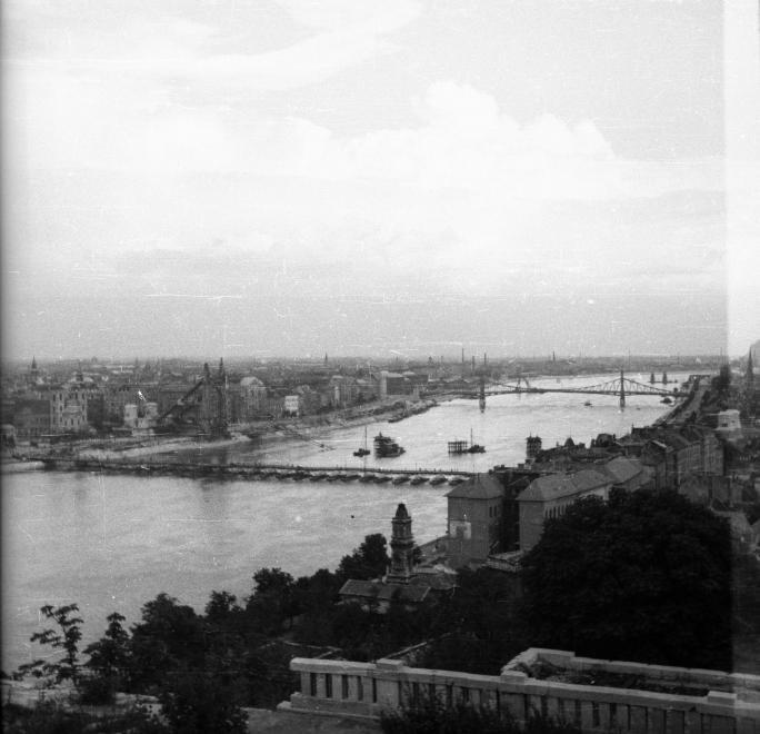 fovarosi.blog.hu: BoskeHid-1946Korul-fortepan.hu-129503 - indafoto.hu