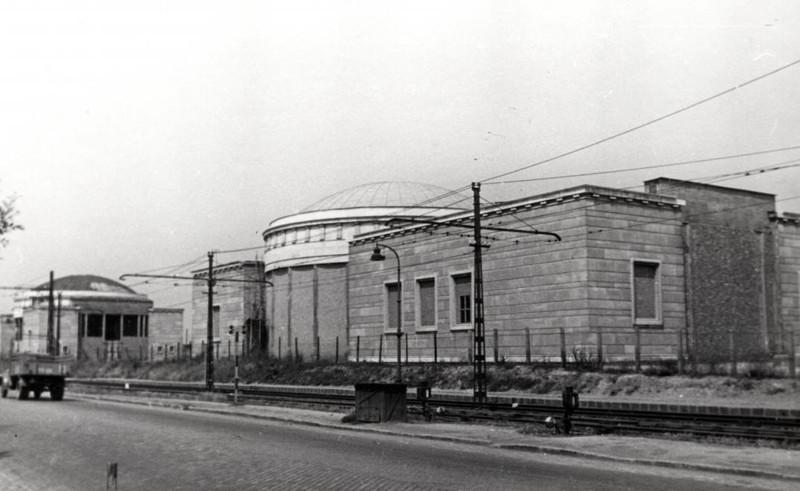 fovarosi.blog.hu: Metro2-1953Korul-NepstadionMetroallomas-fortepan.hu-131938 - indafoto.hu