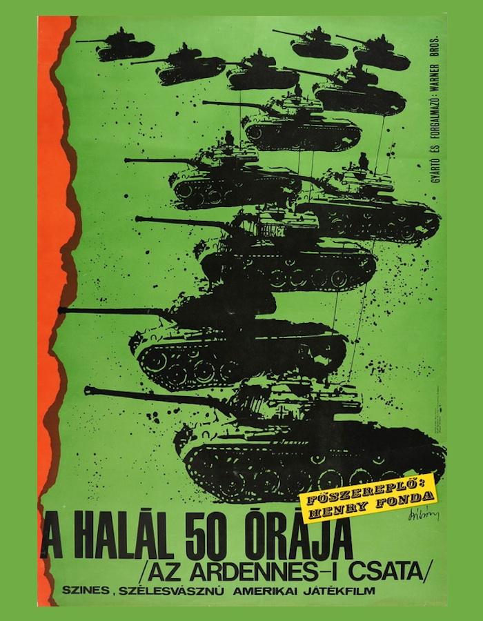 fovarosi.blog.hu: 196805-AHalalOtvenOraja1965-Filmplakat1968 - indafoto.hu