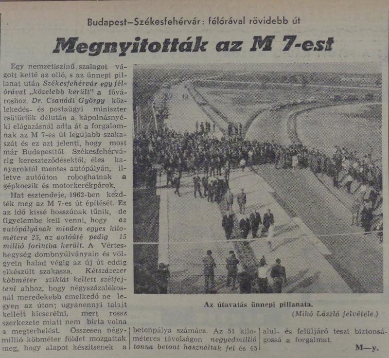 fovarosi.blog.hu: M7-19680518-Nepszabadsag - indafoto.hu