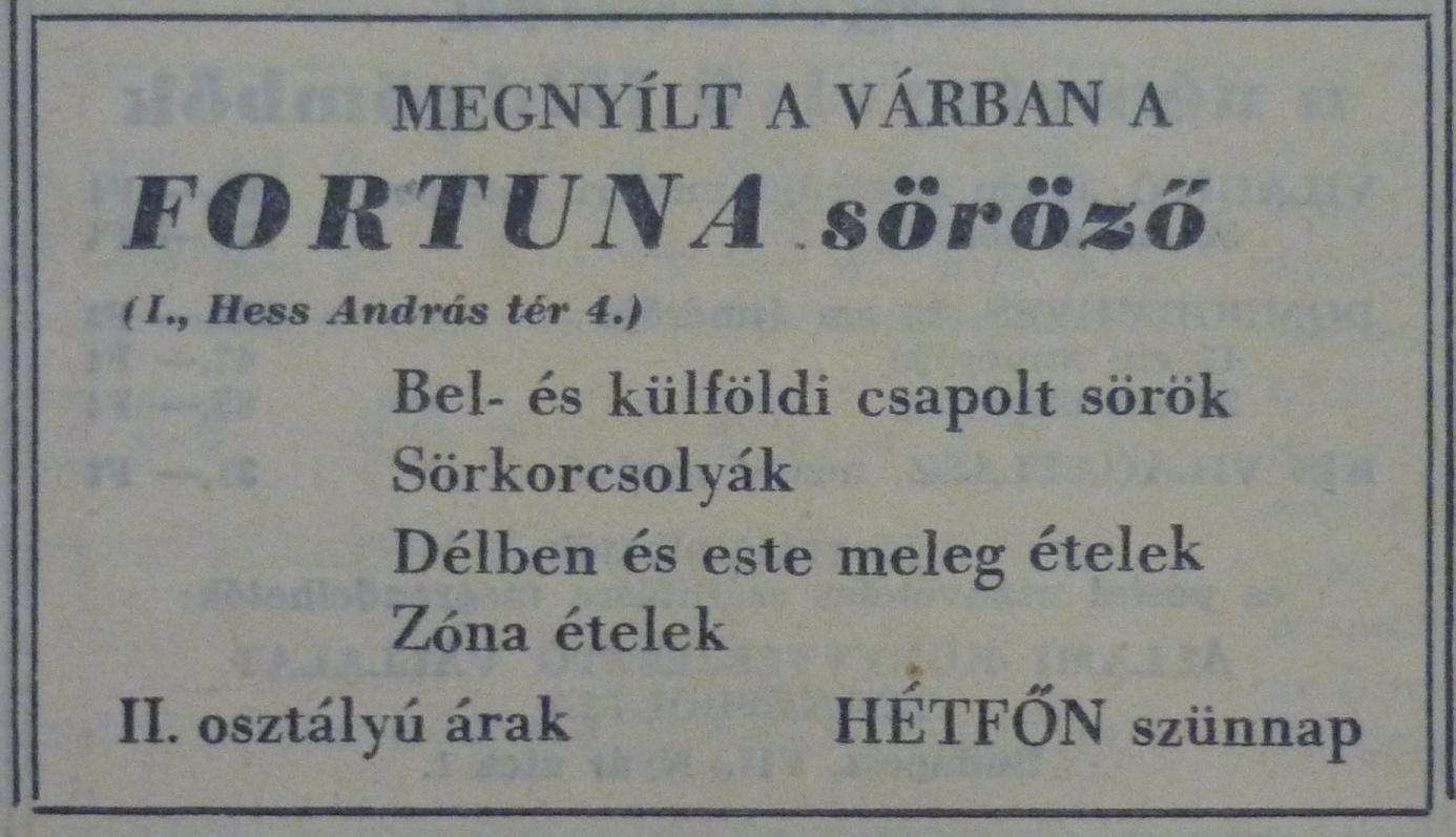 FortunaSorozo-196808-MagyarNemzetHirdetes