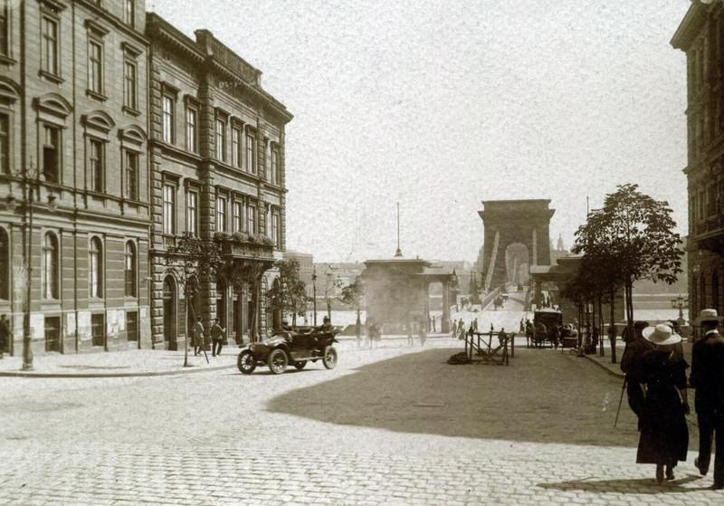 fovarosi.blog.hu: BudaiTakarekpenztar-1917Korul-fortepan.hu-151644 - indafoto.hu