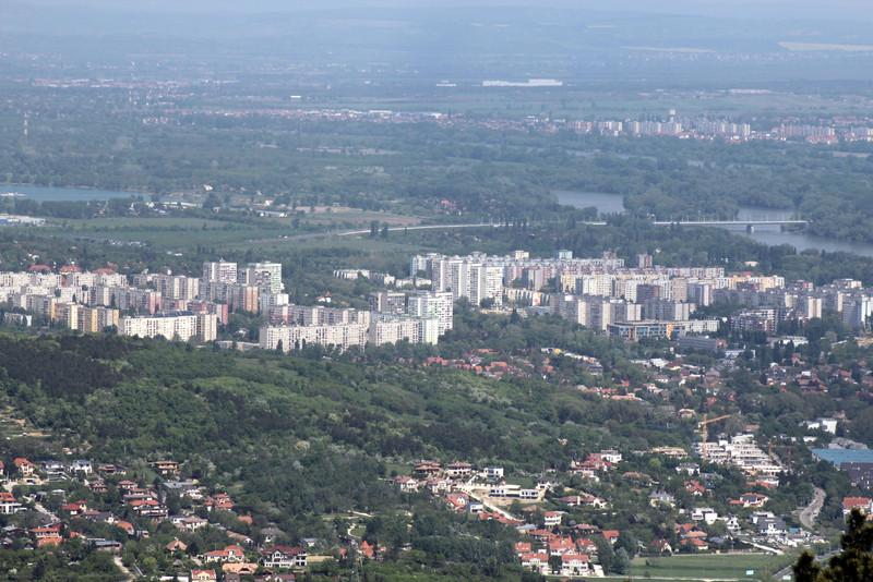 A békásmegyeri lakótelep. (kép: kektura.blog.hu)