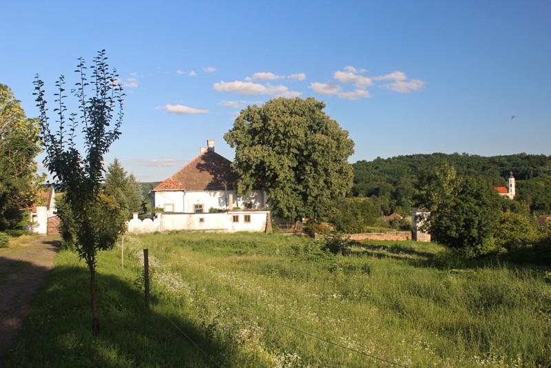 Cserhátsurány, Jánossy-kastély, 2018. Fotó: Papp Géza, kektura.blog.hu