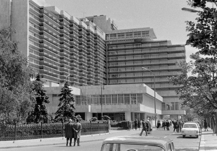 fovarosi.blog.hu: Intercontinental-1970Korul-Fortepan.hu - indafoto.hu