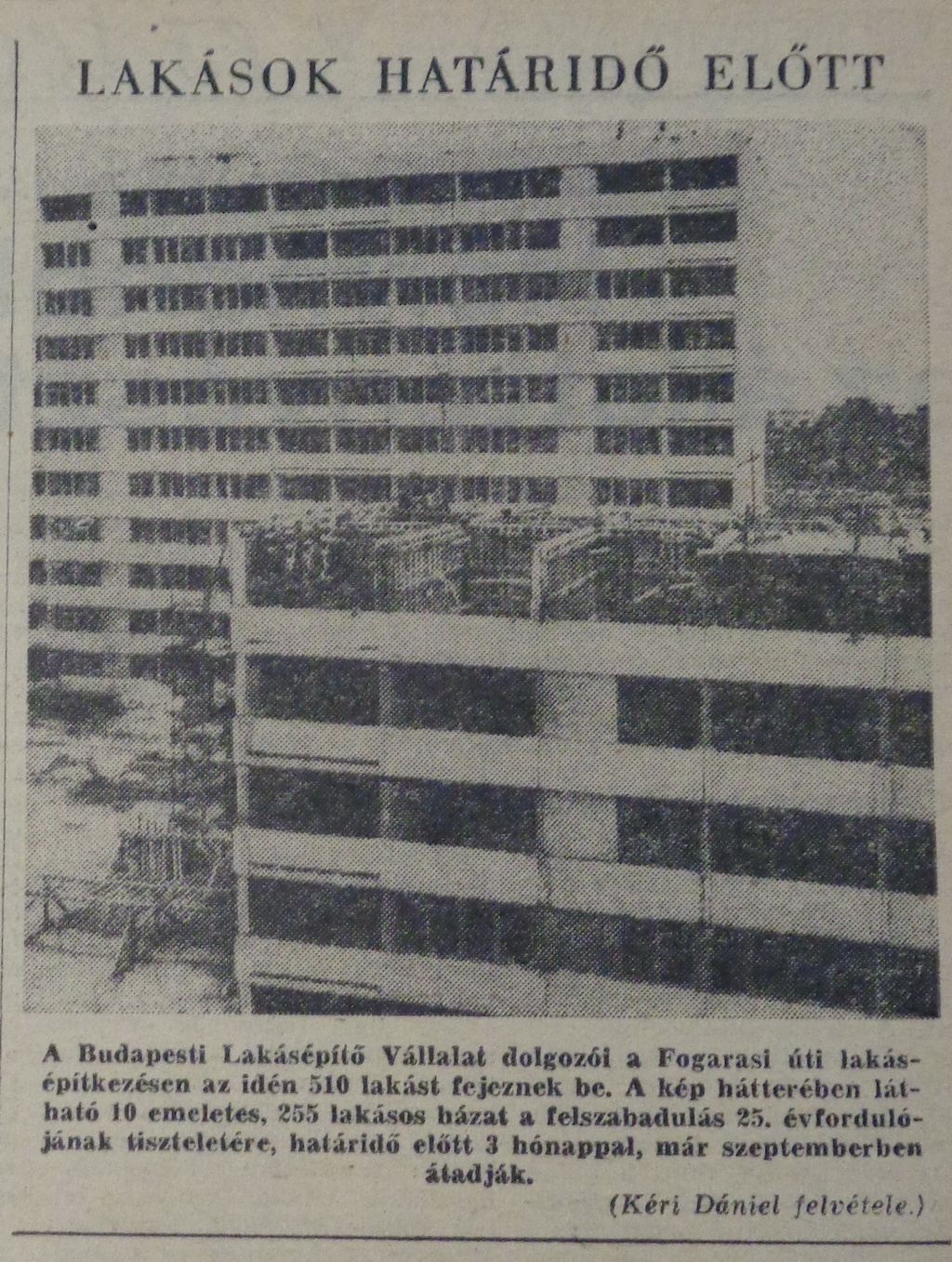 fovarosi.blog.hu: FogarasiUtiLtp-19690723-Nepszabadsag - indafoto.hu