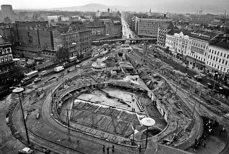 fovarosi.blog.hu: BarossTer-1969-Metroepites - indafoto.hu