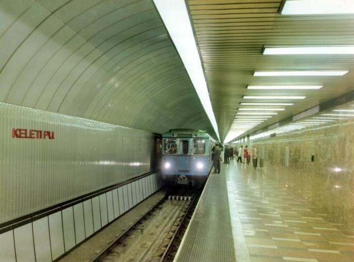 fovarosi.blog.hu: Metro2-KeletiPu-1970esEvek-Fortepan.hu - indafoto.hu