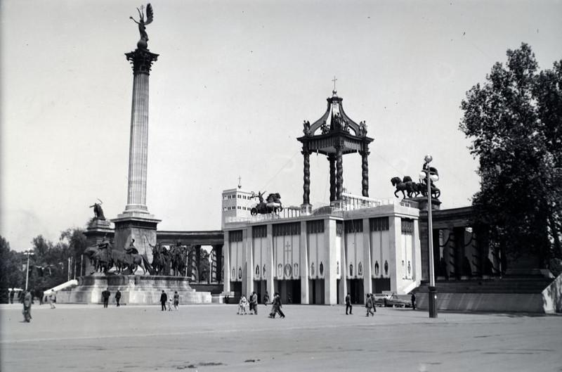 HosokTere-1938-EucharisztikusKongresszus-fortepan.hu-146265
