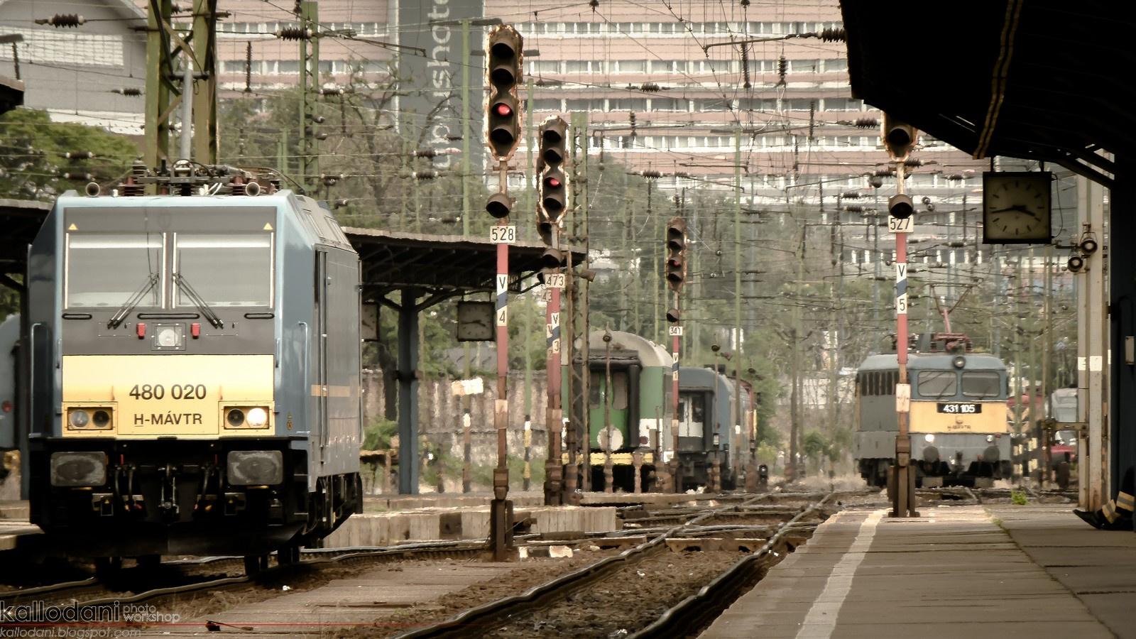 A vonat nem vár