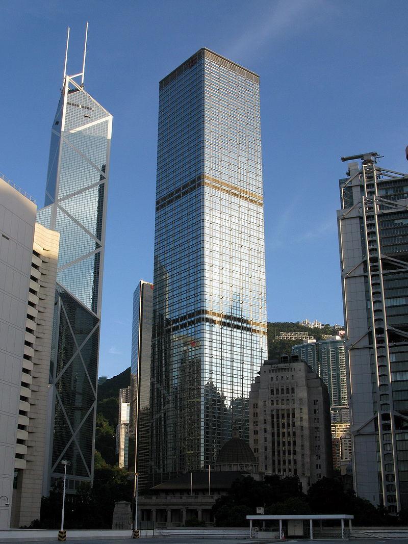 Bank Cheung Kong Center