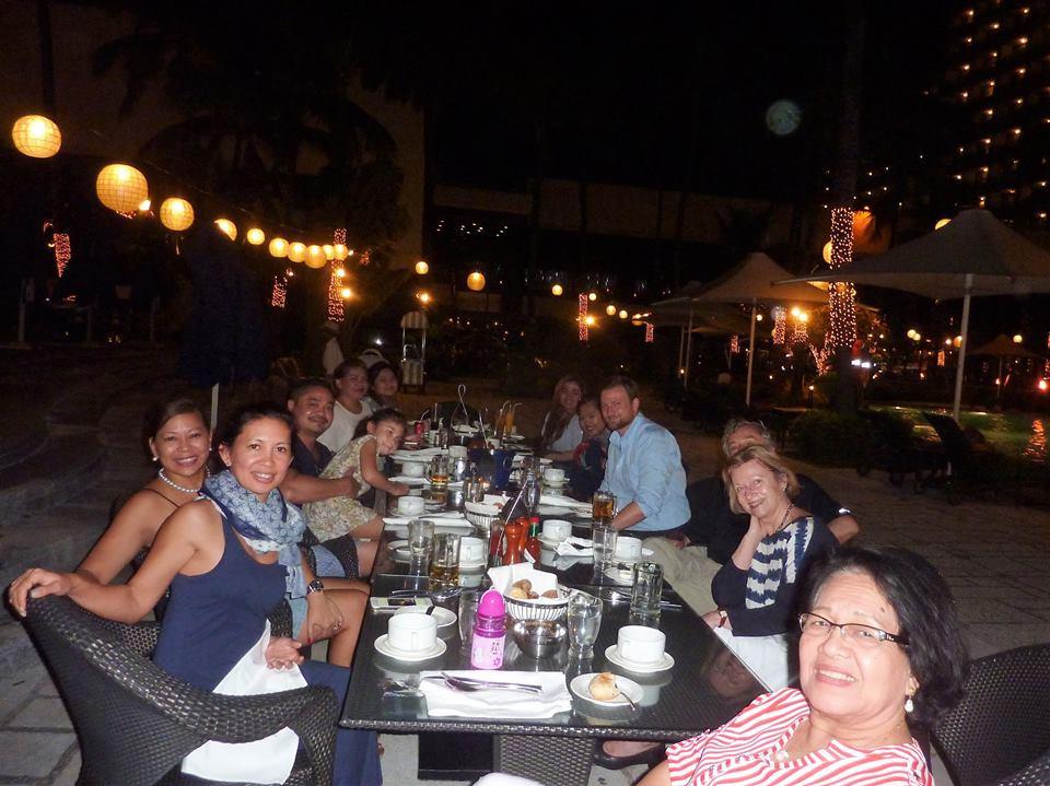 Manila family