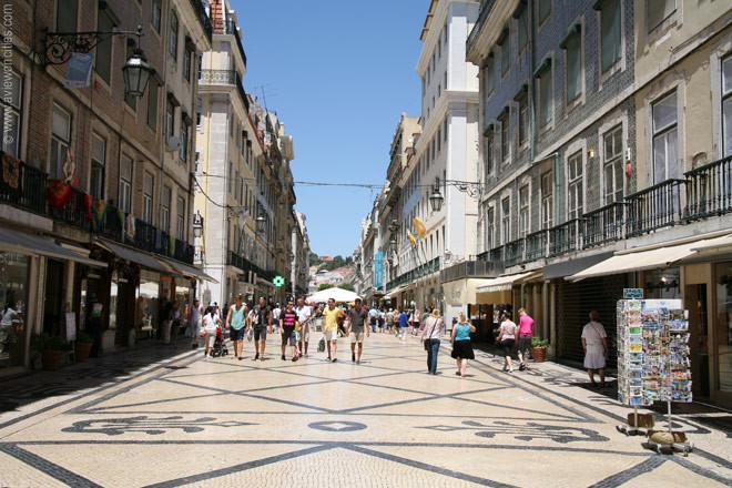 liszbon rua auguszta