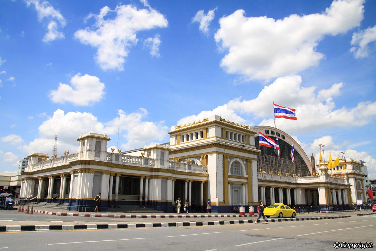 rail Hua-Lamphong