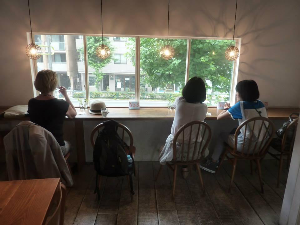 meguro kávéház
