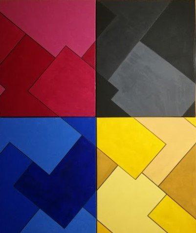 4x(50x60)cm