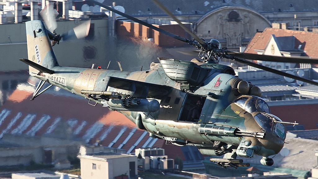 Nh9: Mi-24 335 HuAF