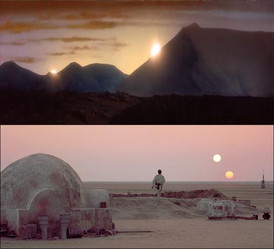 Ikernapok a Krullon és a Tatooineon