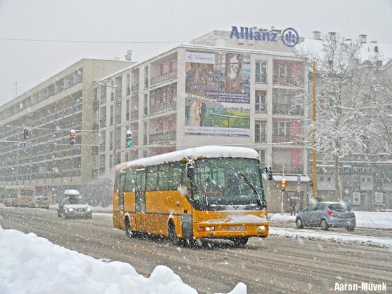 Győri hóhelyzet (2)