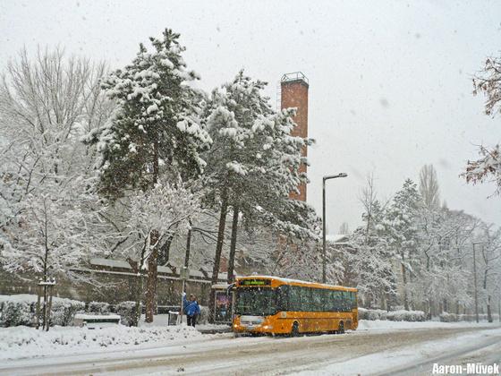 Győri hóhelyzet (7)