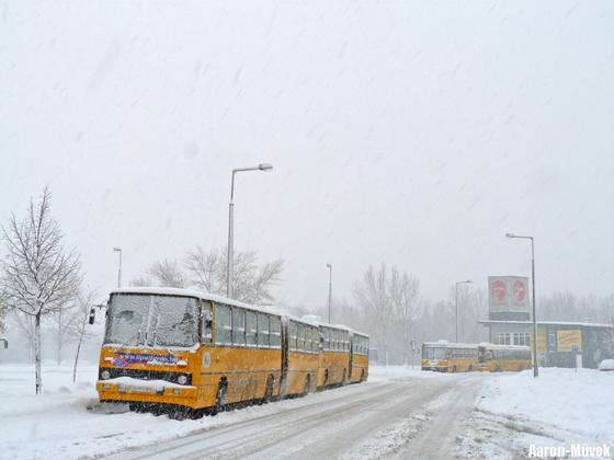 Győri hóhelyzet (10)
