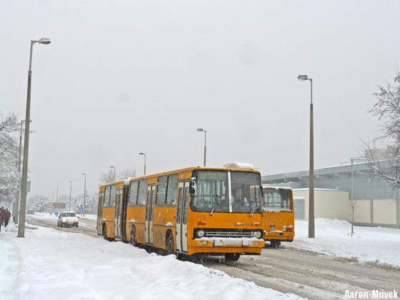 Győri hóhelyzet (11)