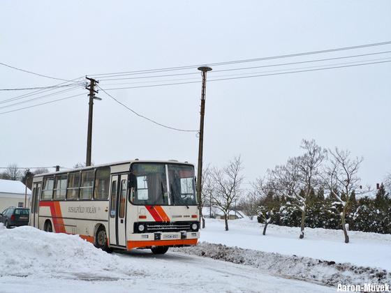 Rábaközi hóhelyzet (4)