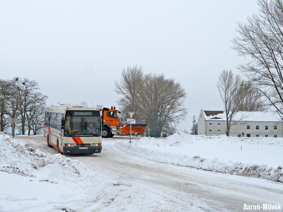 Rábaközi hóhelyzet (9)
