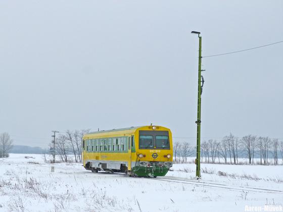 Rábaközi hóhelyzet (10)