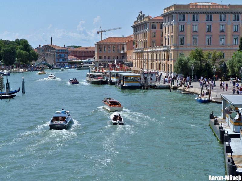 Olasz életképek II - Velence (3)