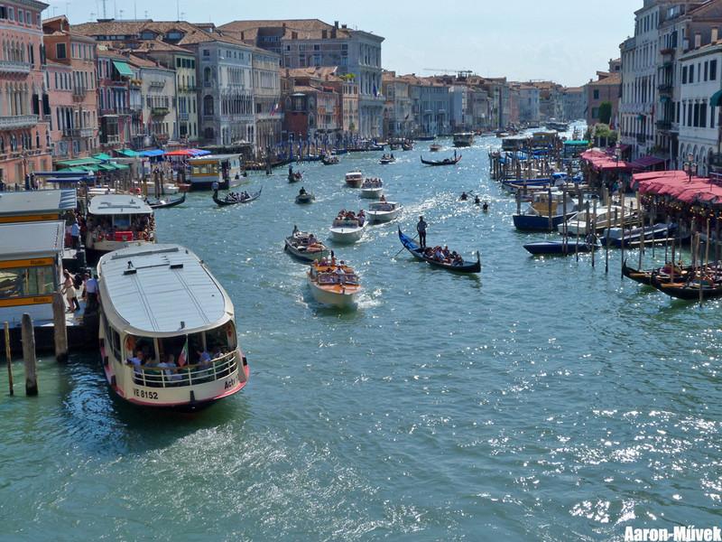 Olasz életképek II - Velence (9)