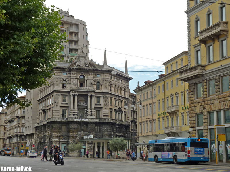 Olasz életképek III - Trieste (4)