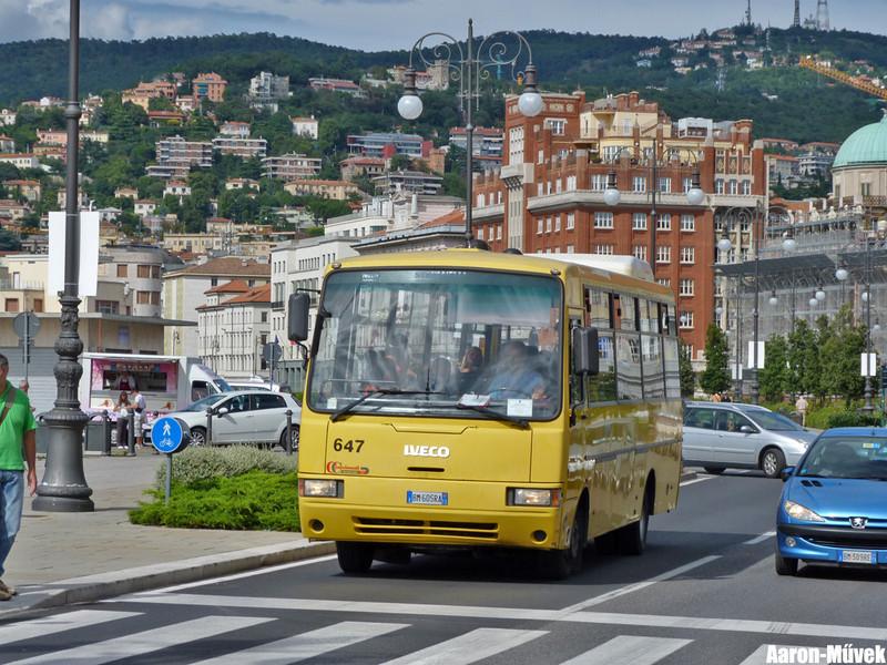 Olasz életképek III - Trieste (15)