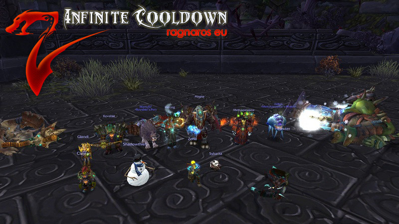 Infinite Cooldown: Council of Elders - 10 man HC mini