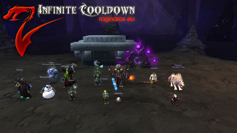 Infinite Cooldown: Megaera - 10 man HC mini