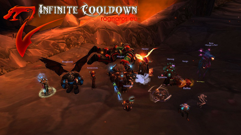 Infinite Cooldown: General Nazgrim - 10 man HC mini - indafoto.hu