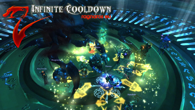 Infinite Cooldown: Norushen - 10 man HC mini - indafoto.hu