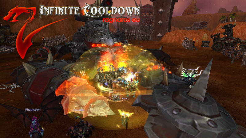 Infinite Cooldown: Iron Juggernaut - 10 man HC mini - indafoto.hu
