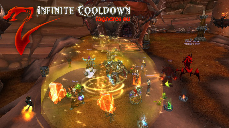 Infinite Cooldown: Dark Shaman - 10 man HC mini - indafoto.hu